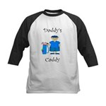 Daddy's Caddy Kids Baseball Jersey