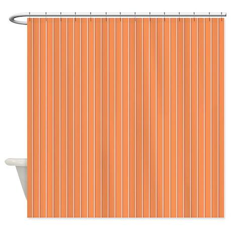 Curtains http www cafepress com orange and gray modern swirl shower