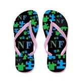 (Flip Flops) NF/Neurofibromatosis Awareness