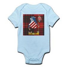 Cameron Scottish Family Name Infant Bodysuit
