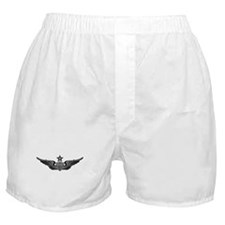Aviator - Senior B-W Boxer Shorts