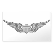 Aviator B-W Decal