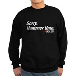 Sorry. Hammer Time. Dark Sweatshirt (dark)