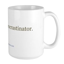 Structured Procrastination Mug