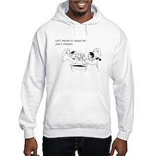 Last Year's Mistakes Hooded Sweatshirt