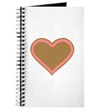 Oktoberfest lebkuchen heart Journal