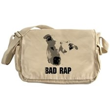 Bad Rap Messenger Bag