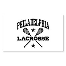 Philadelphia Lacrosse Decal