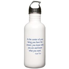 Lao Tzu Water Bottle