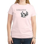Avoiding Friends & Family Women's Light T-Shirt