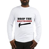 Drop the KrautHammer Long Sleeve T-Shirt