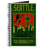 SEATTLE THE EMERALD CITY Journal
