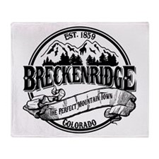 Breck Old Circle Perfect Throw Blanket