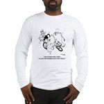 Sure Elephants Never Forget Long Sleeve T-Shirt