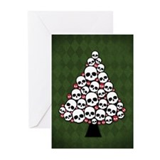 Cute Gothic christmas Greeting Cards (Pk of 20)