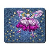 Harvest Moon's Sugar Plum Fairy Mousepad