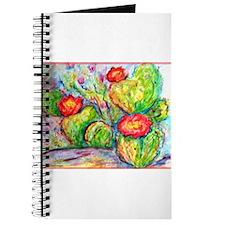 Cactus, desert, art, Journal