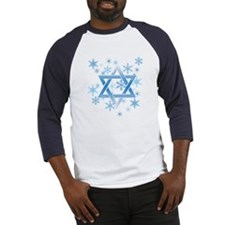 Star of David Baseball Jersey