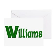 Williams Family Greeting Card