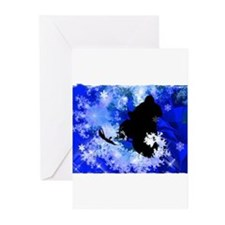 Avalanche Greeting Cards (Pk of 10)