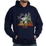 Good old boys club Hoodie (dark)