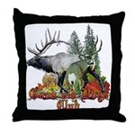Good old boys club Throw Pillow