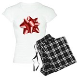 Christmas Red Bow pajamas