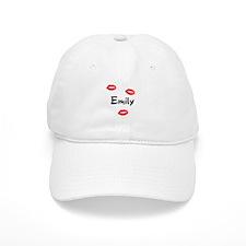 kiss emily Baseball Cap