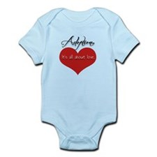 Adoption Love Infant Bodysuit