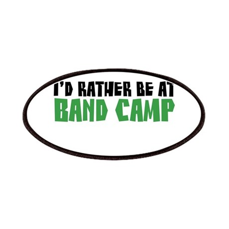 Band Camp Patches