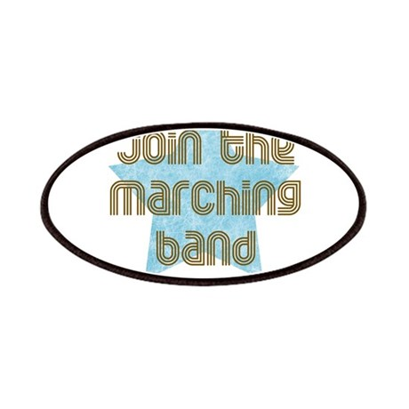 Join the Marching Band Patches
