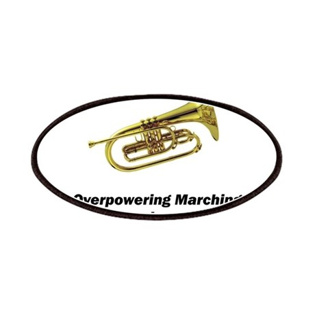 Mellophone Patches