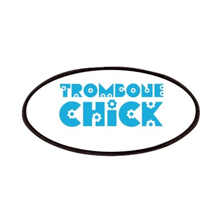 Trombone Chick Patches