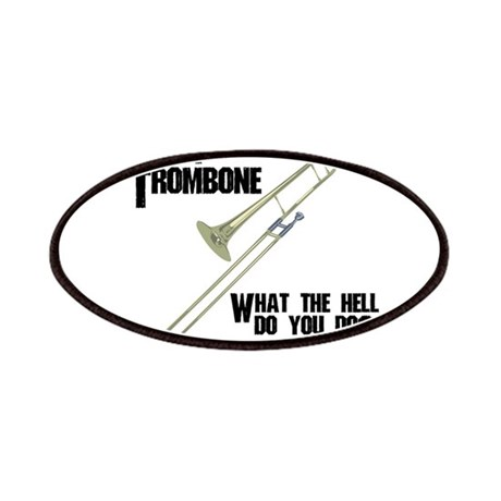 Trombone Attitude Patches