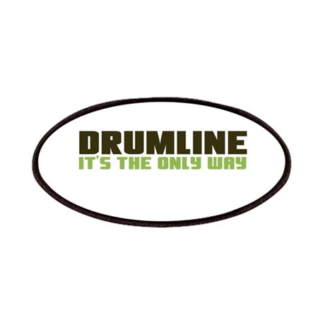 Drumline Patches