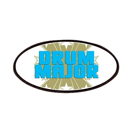 Star Drum Major Patches