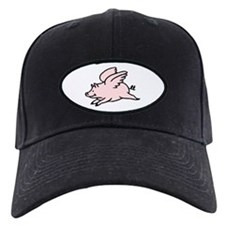 Pigs Fly Baseball Hat