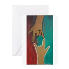 I Love You (ASL) Greeting Card