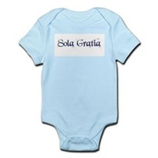 Sola Gratia Infant Bodysuit