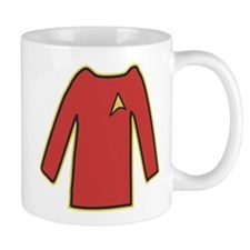Star Trek Red Shirt Mug