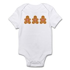 Gingerbread Cookie Infant Bodysuit