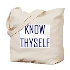 Know Thyself Tote Bag