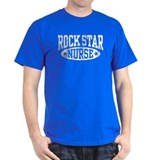 Rock Star Nurse T-Shirt