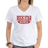 Rock Star Nurse Shirt
