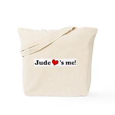 Jude loves me Tote Bag