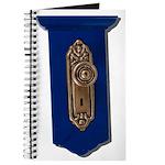 Retro Doorknob Journal