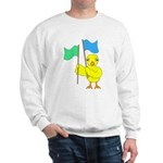 Color Guard Chick Sweatshirt