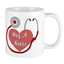 Hug A Nurse Mug