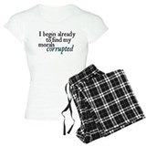 Jane Austen Morals pajamas
