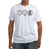 Eat Sleep Microbiology Shirt